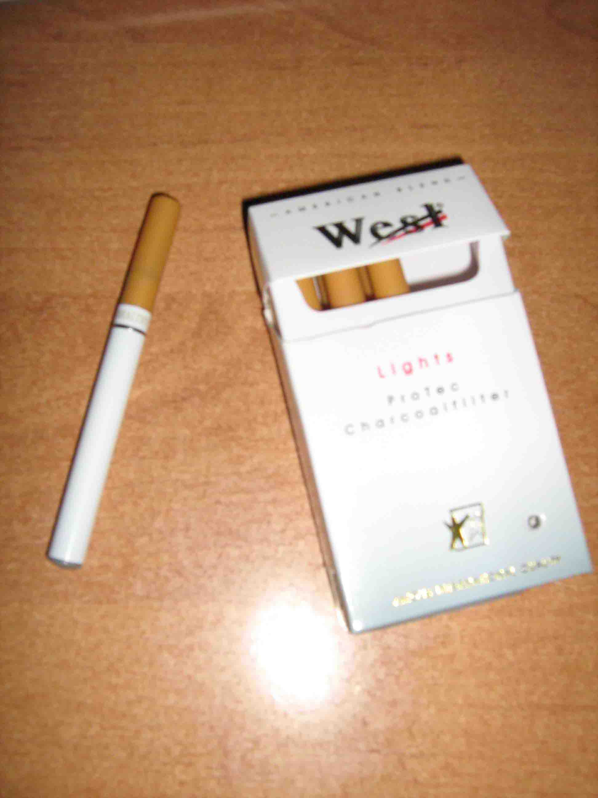 UKan cigarettes Parliament