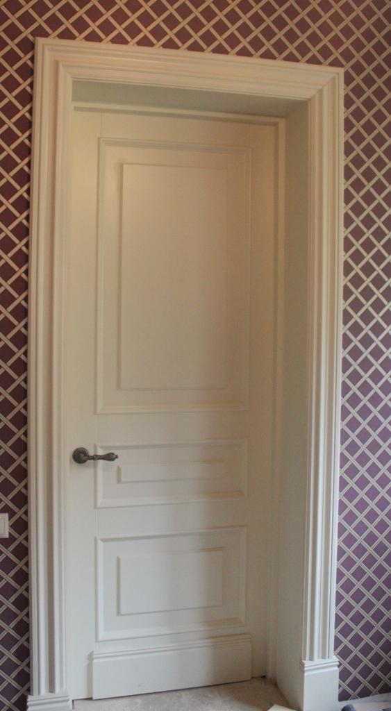 Двери из массива сосны, дуба, ольхи, Объявления