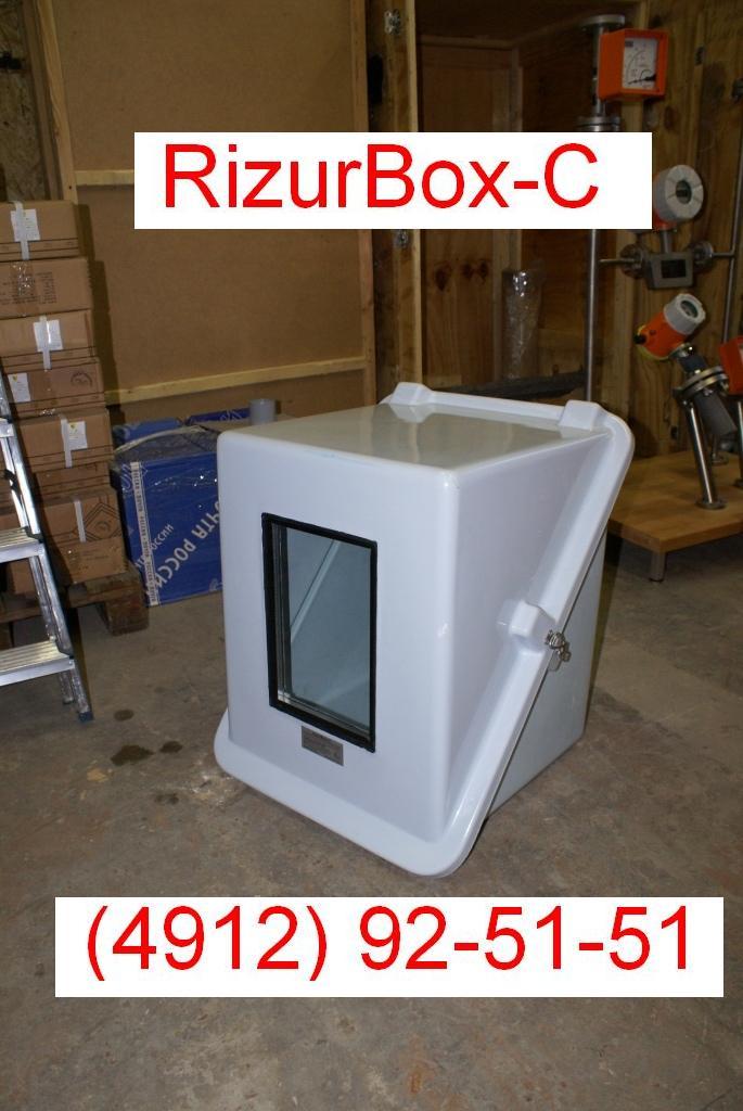 Термошкафы стеклопластиковые RizurBox-C (РизурБокс-С) типа Diabox (диабокс) .