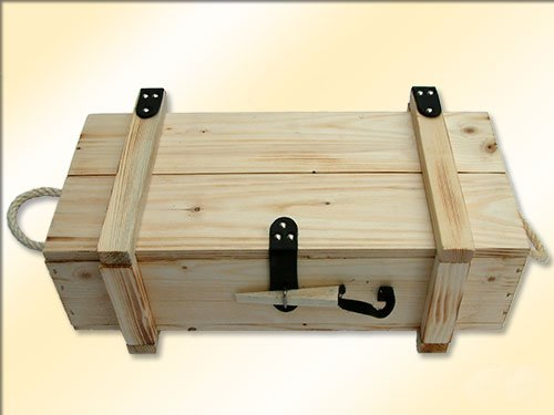 Как сделать коробку с замком