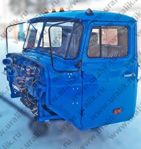 Контактное лицо.  Продажа кабин для грузовых автомобилей Урал 4320, 5557...