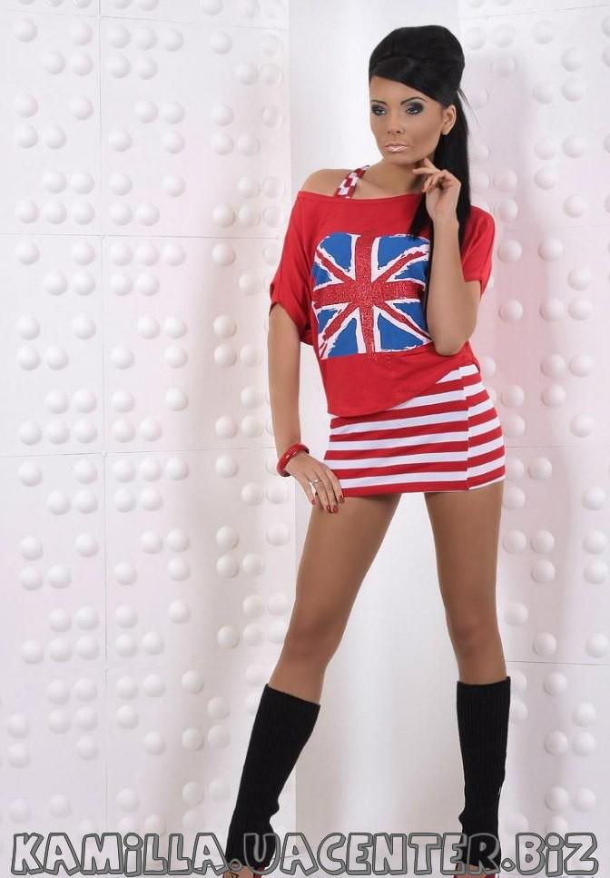 Женская одежда оптом в Украине в интернет - магазине Kamilla. Предлагаем оптом модные юбки, толстовки, туники