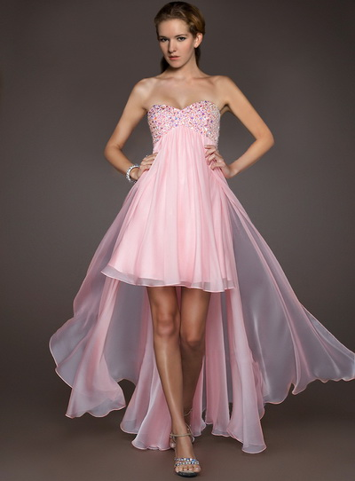 Модные и красивые платья на выпускной