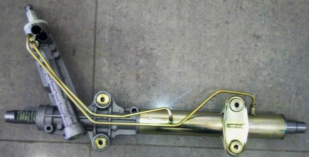 Рулевая рейка спринтер ремонт