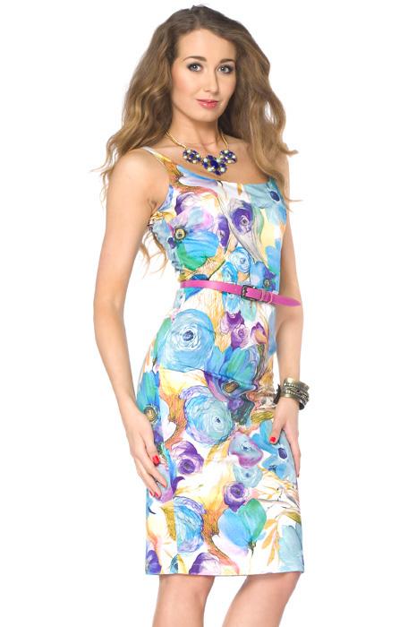 Летние праздничные платья фото 11