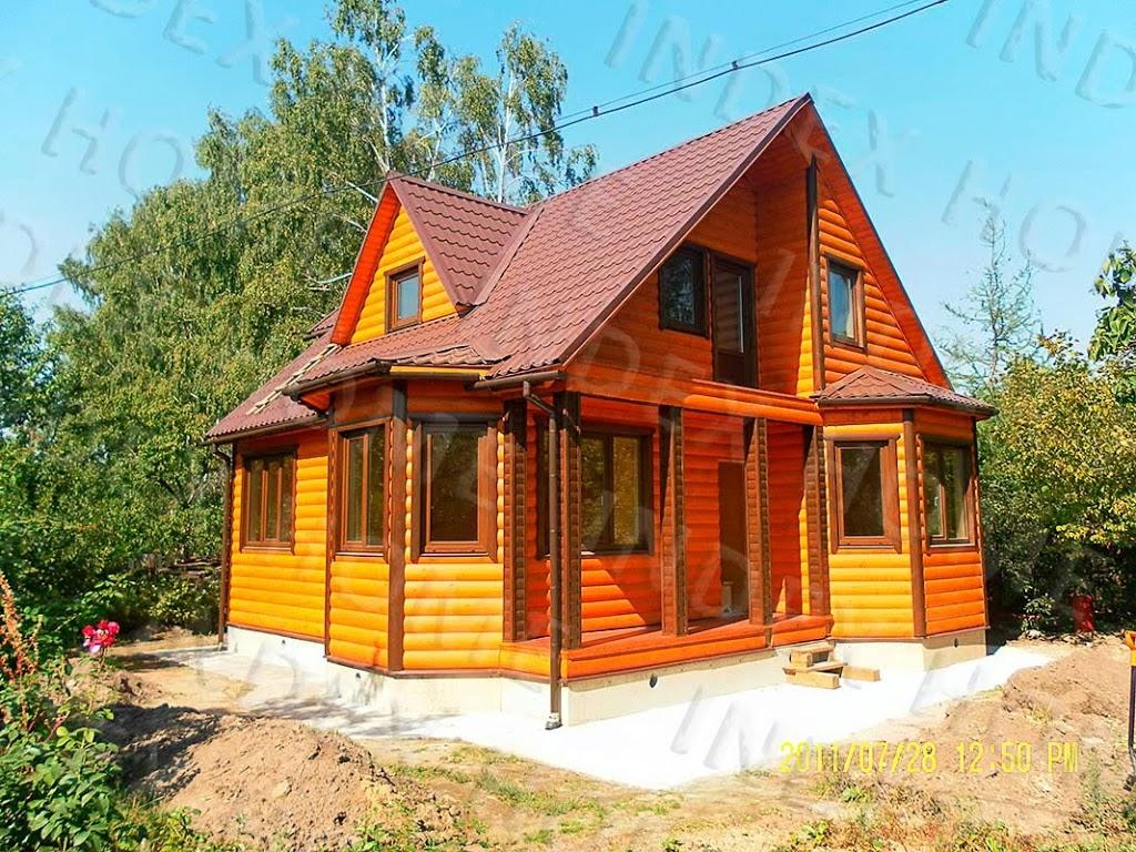 Каркасные дома под ключ Ст. Должанская