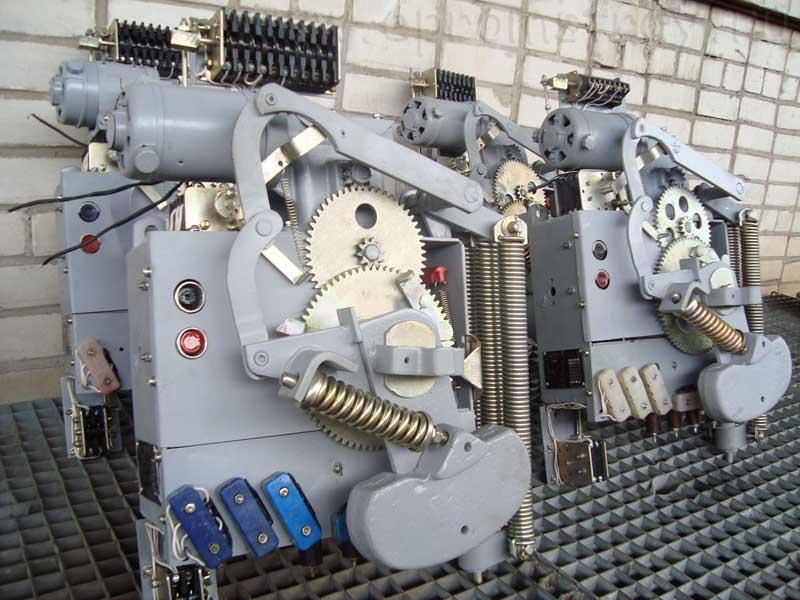 Продам привод пружинный ПП 67, ПП 67К к высоковольтным выключателям фото 1.