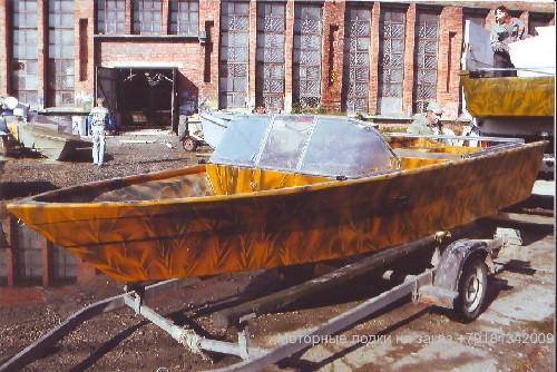 лодочный болотоход купить в москве