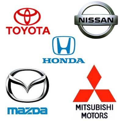 автомобили японии марки фото