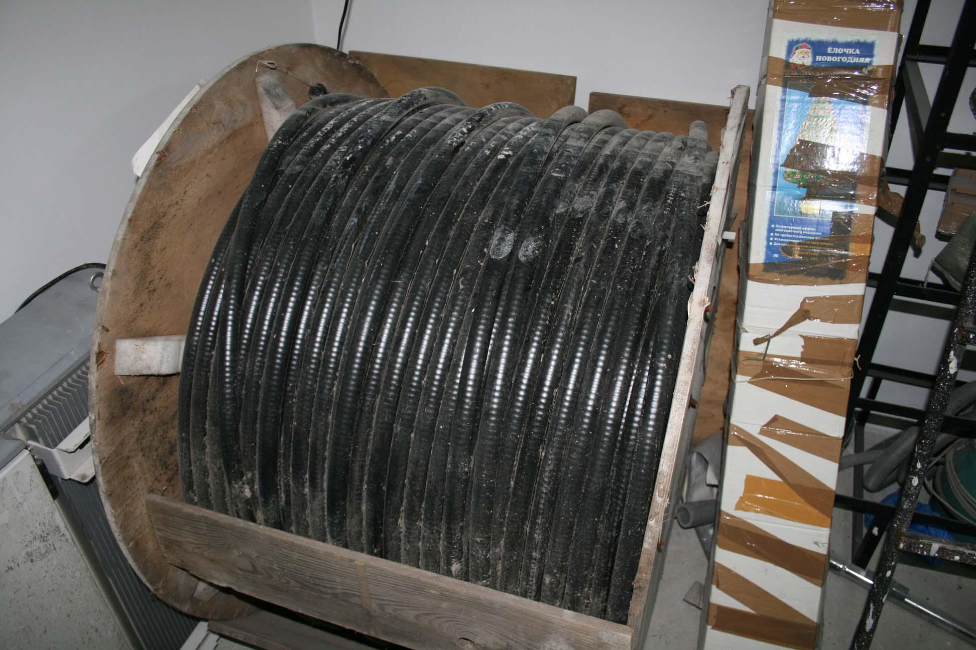 выбор фидерного кабеля